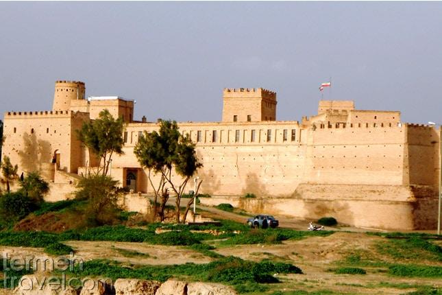 Shush Castle Susa- Termeh Travel