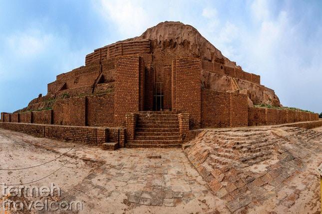 Chogha Zanbil- Termeh Travel