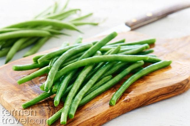 Green Beans- Termeh Travel