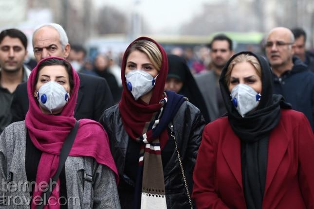 Quarantine in Iran- Termeh Travel