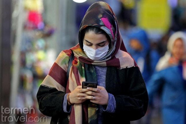 Coronavirus in Iran- Termeh Travel