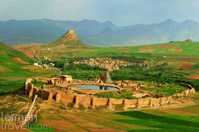 Takht-e Soleyman- Termeh Travel