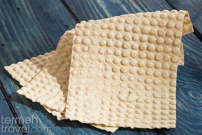 Lavash Bread- Termeh Travel