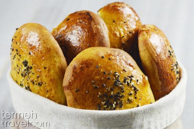 Shirmal Bread- Termeh Travel