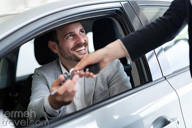 Car rental in Iran- Termeh Travel