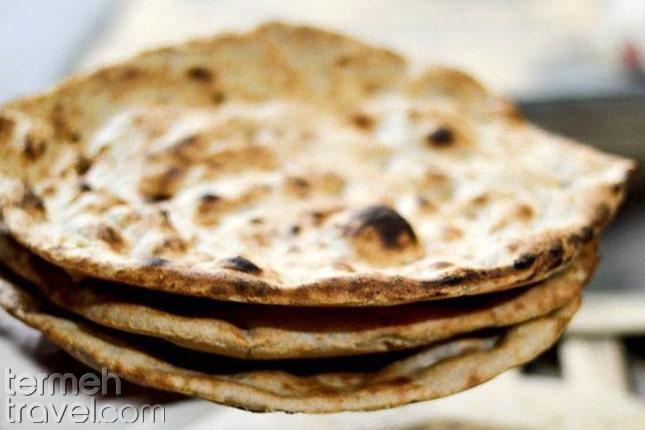 Taftoon Bread- Termeh Travel