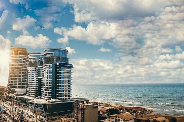 Salman Shahr Beach- Termeh Travel