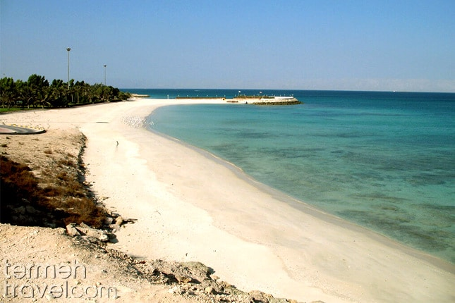 Marjan Beach- Termeh Travel