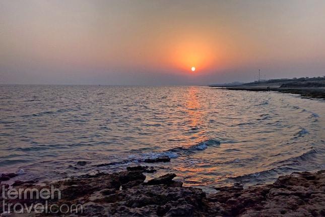Zeitoon Beach- Termeh Travel