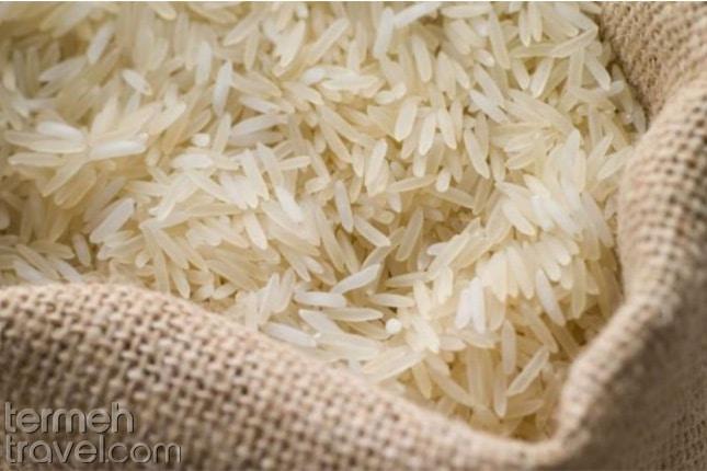 Dried rice-Termeh Travel