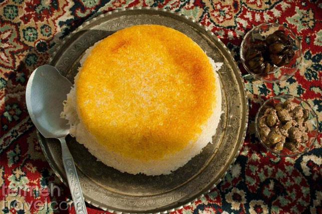 Persian Kateh- Termeh Travel