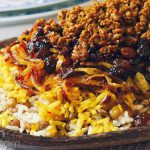 Adas Polo, Persian rice with lentils- Termeh Travel