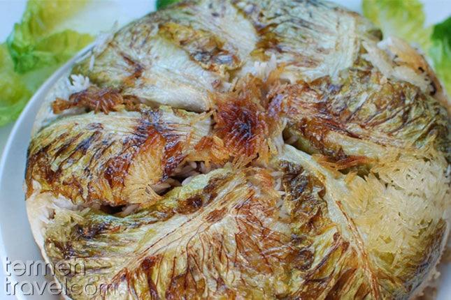 Lettuce Tahdig- Termeh Travel