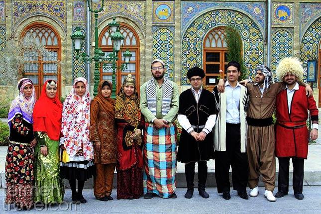Different Languages in Iran- Termeh Travel