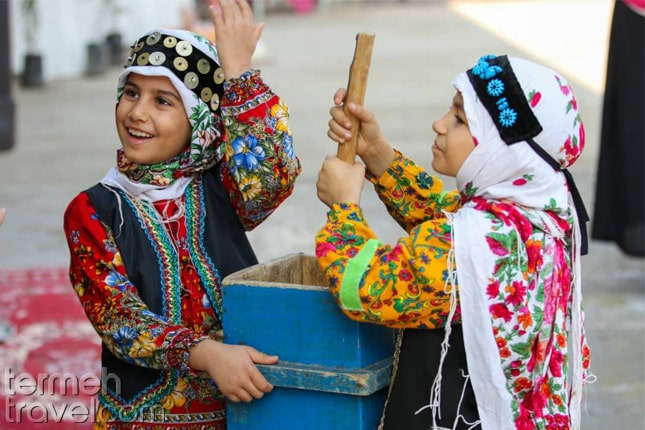 Mazandarani language and people- Termeh Travel