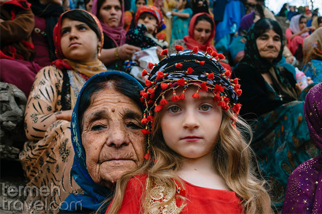 Kurd Women of Iran- Termeh Travel