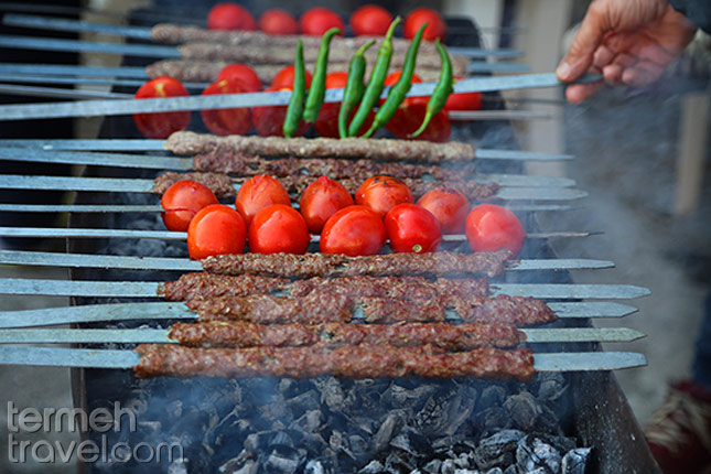 Kabab-Koobideh-Grill- Termeh Travel