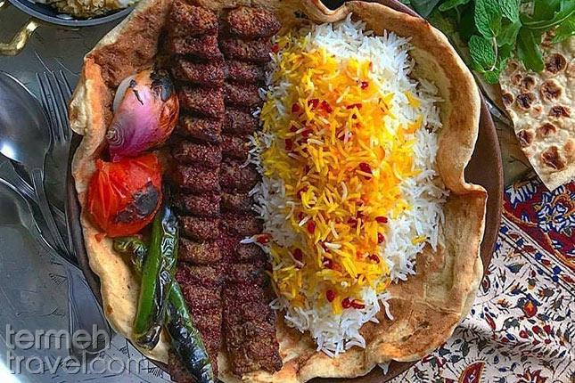 Kabab-Koobideh-Main- Termeh Travel