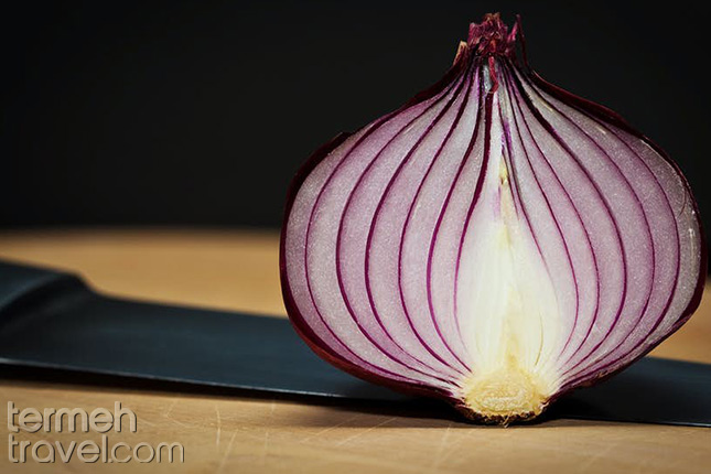 Onion-Termeh-Travel