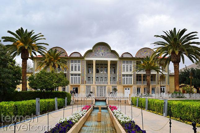 Eram Garden- Termeh Travel