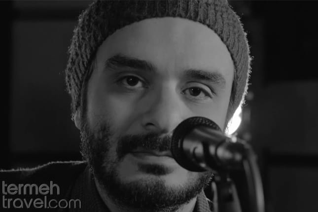 Ali Azimi- Iranian rock singer- - Termeh Travel