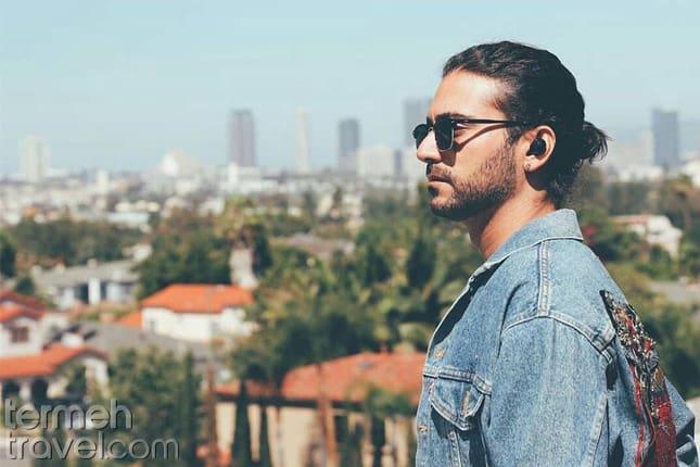 Erfan Paydar- Termeh Travel- Persian rappers