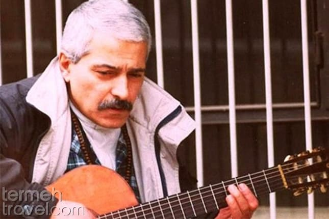 Iranian rock singer-Farhad Mehrad- Termeh Travel