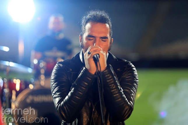 Reza Yazdani- 8 Best Iranian Rock and Fusion Singers