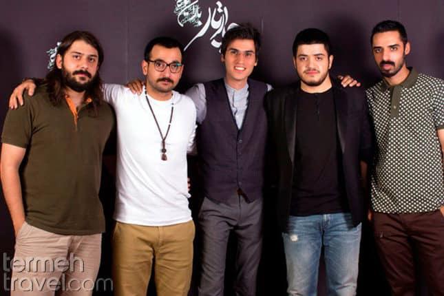 Chaartaar band- Persian Music Bands- Termeh Travel