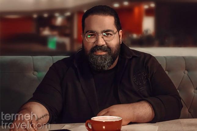 Reza Sadeghi- Termeh Travel