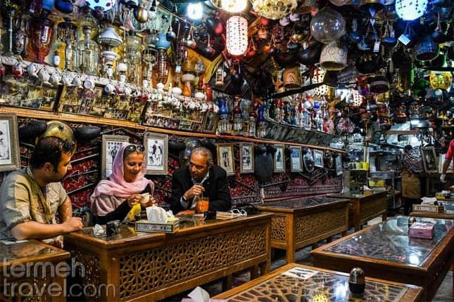 Teahouse- Termeh Travel