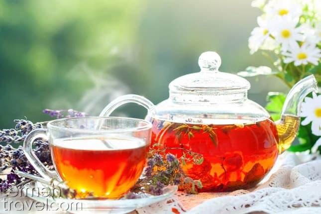 Persian black tea- Termeh Travel