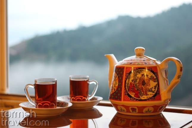 Persian tea- Termeh Travel