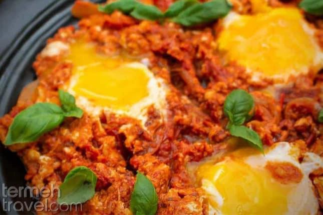 Persian Omelet