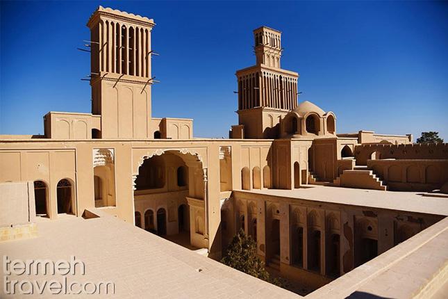 Aqazadeh- Termeh Travel