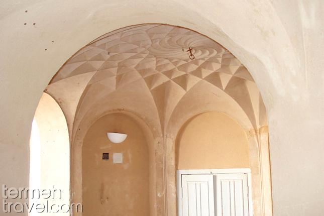Hashti- Traditional houses in Iran- Termeh Travel