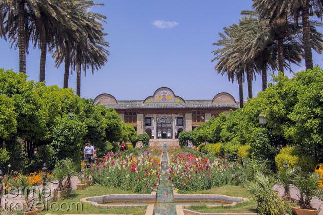 Naranjestan Qavam- Termeh Travel