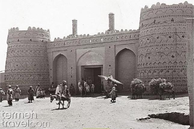 Old Kerman- Termeh Travel