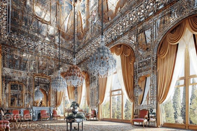 Golestan palace- Termeh Travel