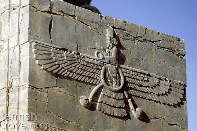 Ahura Mazda- Termeh Travel