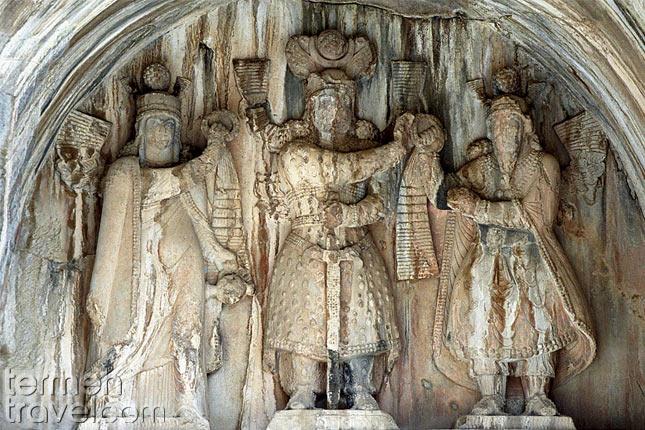 Ancient Persian god and goddesses- Termeh Travel