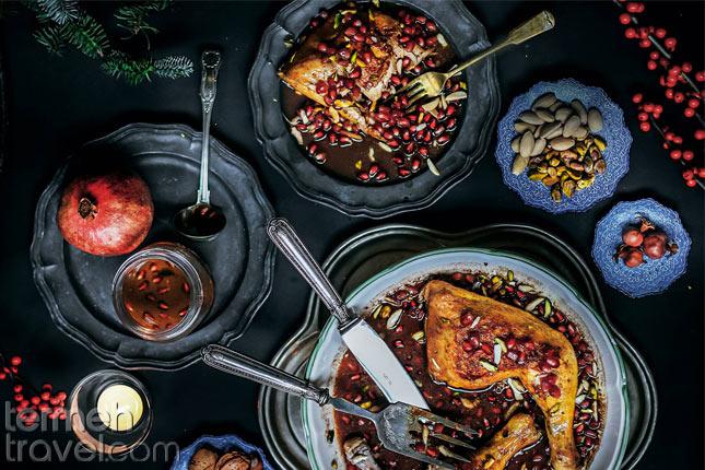 Persian restaurants near me- Termeh Travel