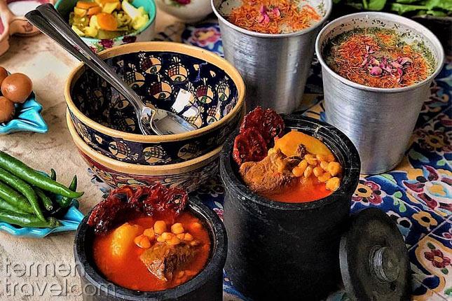 Persian cooking utilities- Termeh Travel
