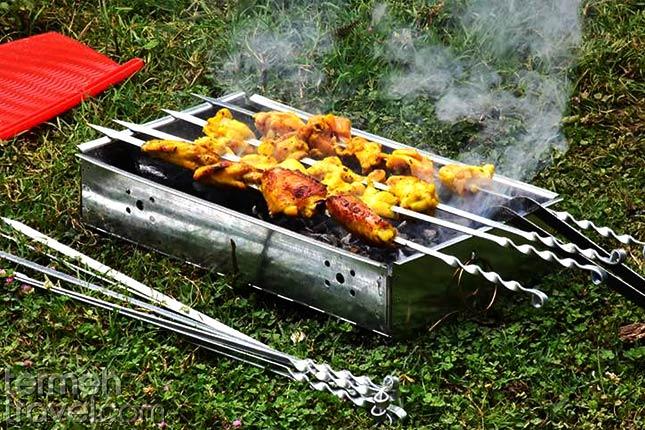Persian grill- Termeh Travel