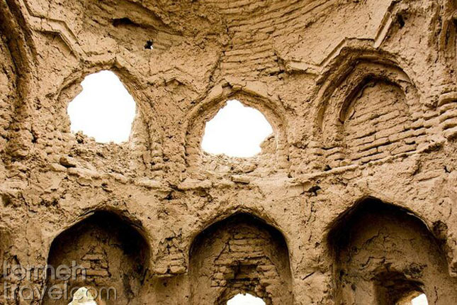 scariest places in Iran- Cannibal Castle in Ardabil- Termeh Travel