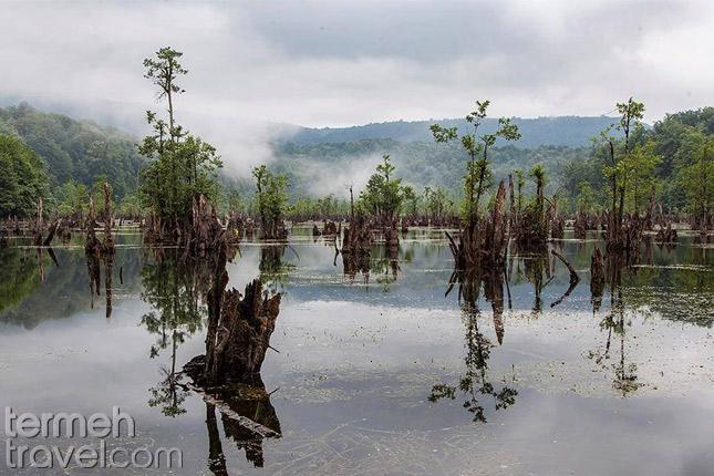 ghost lagoon- Termeh Travel