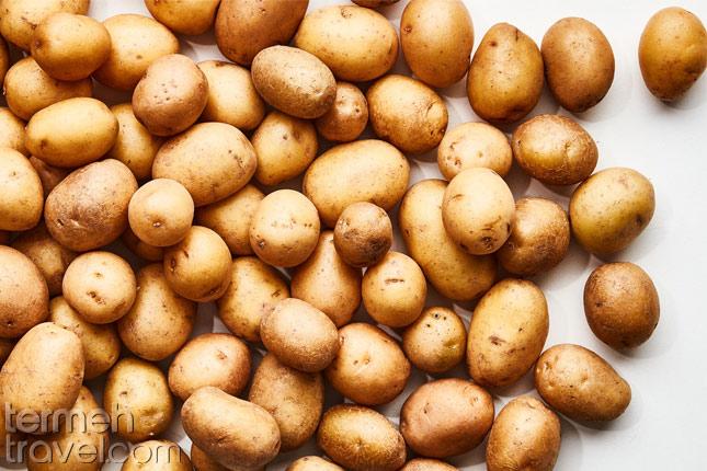 Potato- Termeh Travel