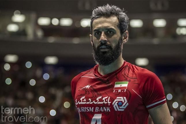 Saeid Marouf Persian Athletes - Termeh Travel