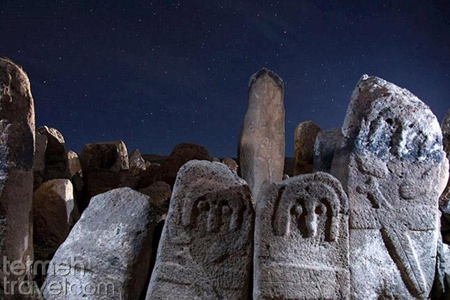 Shahriri Cemetery- Termeh Travel